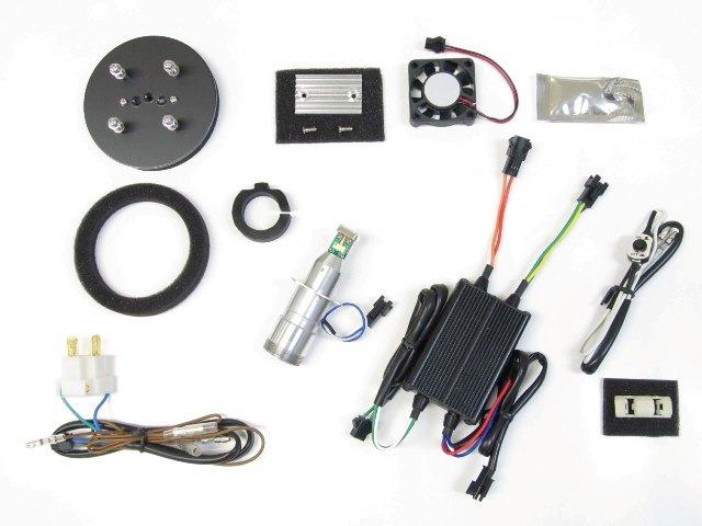 バイク用品 電装系 ヘッドライト&ヘッドライトバルブProtec LB7W-KN LEDヘッドライトバルブ H7 6000k 20w Hi Lo切替 Ninja1000 14- Ninja400 13プロテック 65009取寄品 セール