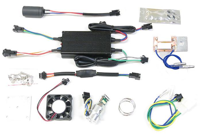 バイク用品 電装系 ヘッドライト&ヘッドライトバルブProtec LB7-ZX LEDヘッドライトバルブ 6000K ZOOMER-X 13-15 20 20wプロテック 65023取寄品