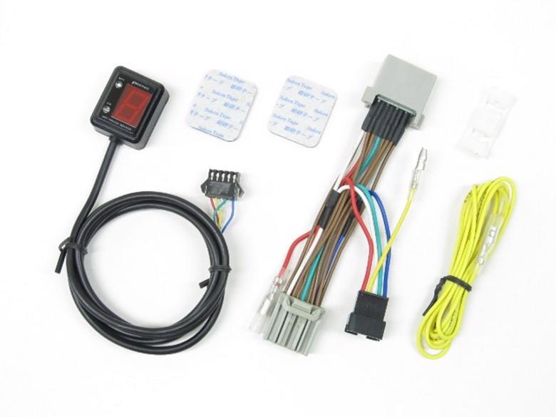 バイク用品 電装系 シフトインジケーターProtec SPI-H38シフトポジションインジケーター CBR400R 16-18プロテック 11378取寄品 スーパーセール