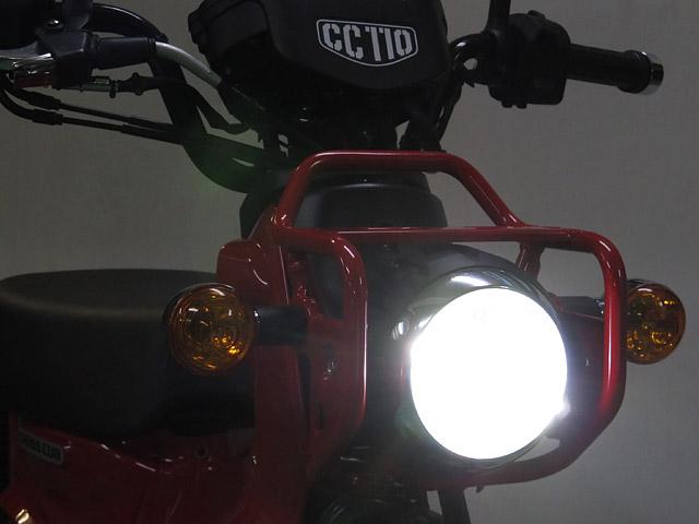 バイク用品 電装系 ヘッドライト&ヘッドライトバルブProtec LBH-H05 LEDクラシカルヘッドライト クロスカブ110 18-(JA45) 6000kプロテック 63006-60取寄品 スーパーセール