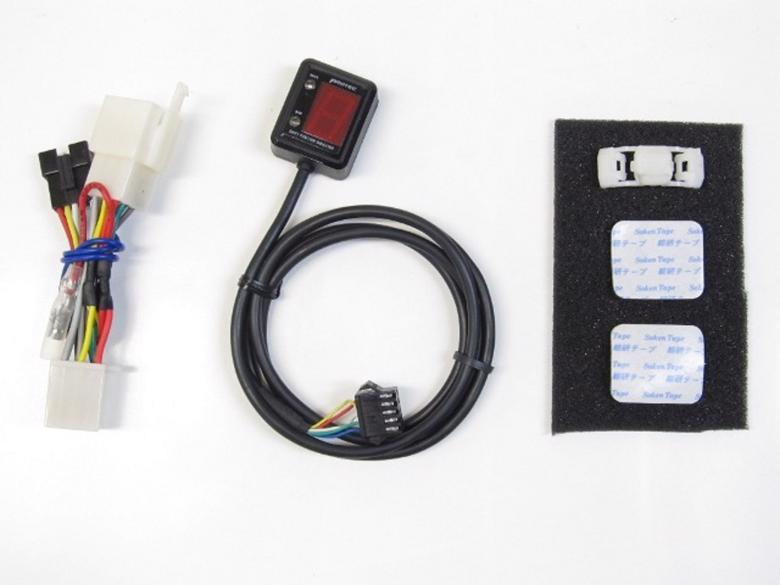 バイク用品 電装系 シフトインジケーターProtec SPI-H41シフトポジションインジケーター CB400Four 97-99プロテック 11386取寄品 スーパーセール