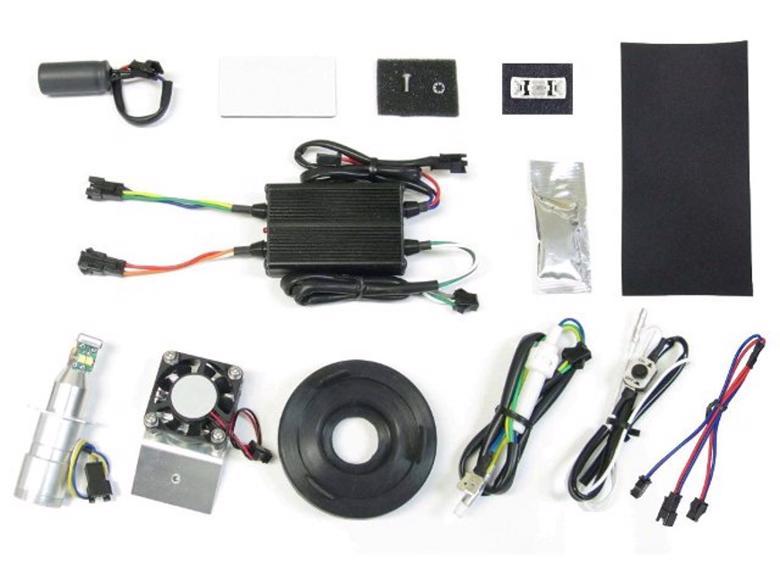 バイク用品 電装系 ヘッドライト&ヘッドライトバルブProtec LB7W-BCS LEDヘッドライトバルブ BMW C650 SPORT 12-15 16- Hi側プロテック 65059取寄品
