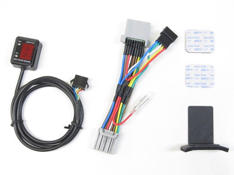 バイク用品 電装系 シフトインジケーターProtec SPI-K33シフトポジションインジケーター W800 STREET CAFE 19-プロテック 11398取寄品 スーパーセール