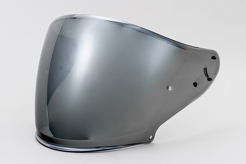 バイク用品 ヘルメット ヘルメット山城 ヤマシロ YAMASHIRO EXTRAシールド CJ-2 ピンロック D.SM SL4547544041848取寄品 セール