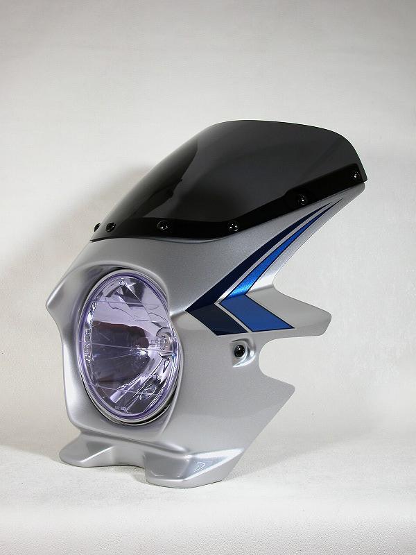 バイク用品 外装 カウルブラスター2 BLUSTER2 -02 フォースシルバー(ストライプ) STD CB1300SF -0223008取寄品 スーパーセール