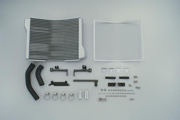 PLOT ラウンドラジエターKIT ストリート GM X-4 -99 《PLOT RRK082S》