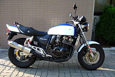 スーパーセール WR`S ステンレスボルトオンマフラー JMCA インパルス 05-07 《ダブルアールズ BF3406JM》
