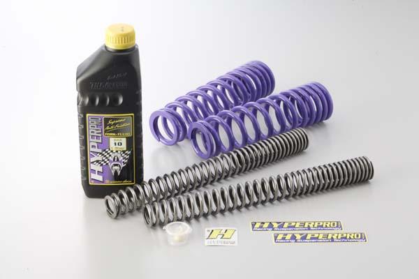 ハイパープロ コンビKIT ローダウンタイプ:-30mm FZ-6S/FAZER 04-> 《ハイパープロ 22031662》
