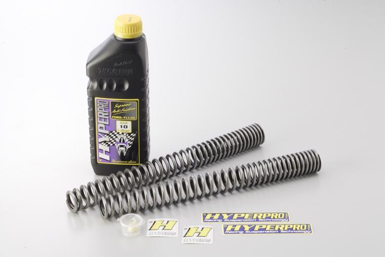 ハイパープロ フロントスプリング Z1000 10-13 《ハイパープロ 22071540》