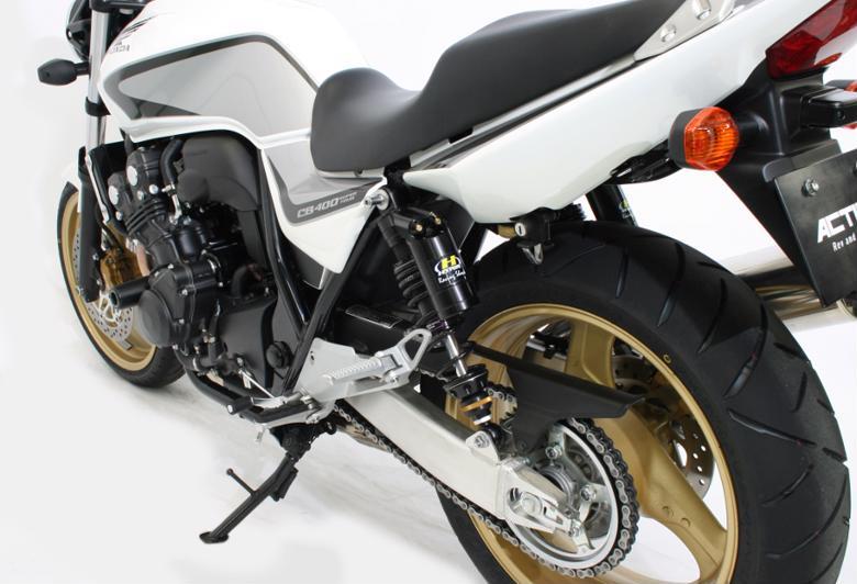 ハイパープロ ツインショックT367ピギーバックボディ CB400SF 92-98/> 《ハイパープロ 22310039》