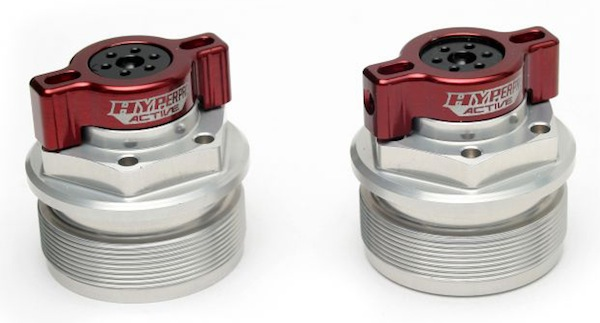 ハイパープロ プリロードアジャスター RED YZF-R25 15-16 (ABS可)> 《ハイパープロ 22635201》