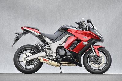 ヤマモト.R SPEC-A TI4-2-1 TYPE-S Ninja1000 《ヤマモトレーシング 41001-21TTS》