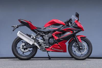 ヤマモト.R スリップオン TYPE-SA Ninja250SL 15- 《ヤマモトレーシング 40254-01NSA》