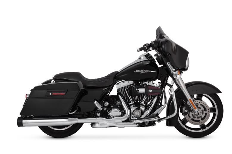 取寄品 バンスアンドハインズ PLOT VanceHines DESTROYER OS450 S O CH 《バンスアンドハインズ 95-16 国内正規品 BK マフラーの販売ですバイク車体は別売りです 海外並行輸入正規品 TOURING 1801-0818》