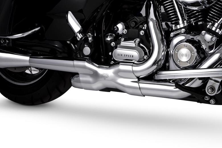 VanceHines POWER DUALS H/P クローム TOURING 09-16 《バンスアンドハインズ[PLOT] 1802-0302》【マフラーの販売ですバイク車体は別売りです】