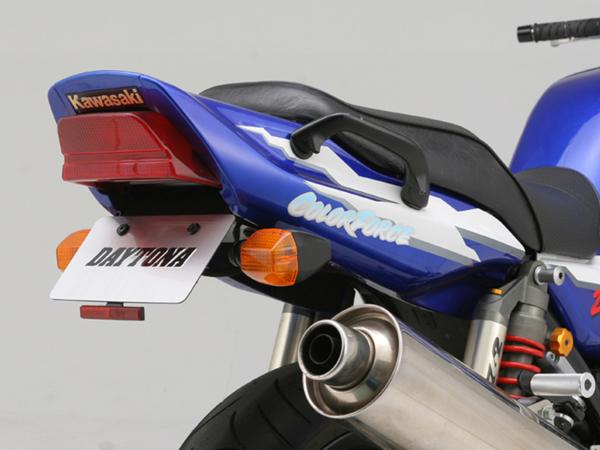 バイク用品 外装 フェンダーデイトナ DAYTONA フェンダーレスキット ZRX1200R74362 4909449389386取寄品