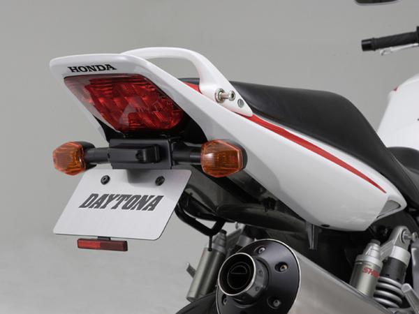 バイク用品 外装 フェンダーデイトナ DAYTONA フェンダーレスキット BLK CB1300SF 03-0574290 4909449389393取寄品 セール