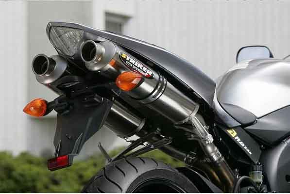 ストライカー レーシングコンセプト S/O チタン YZF-R1 04-06 《ストライカー 6670OT45》