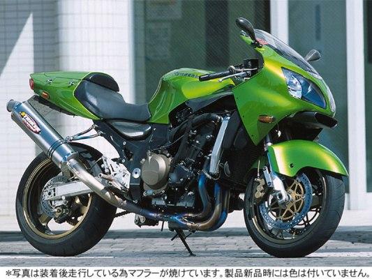 ストライカー レーシングコンセプト チタン/ヒート ZX-12R 《ストライカー 6594OT50-H》