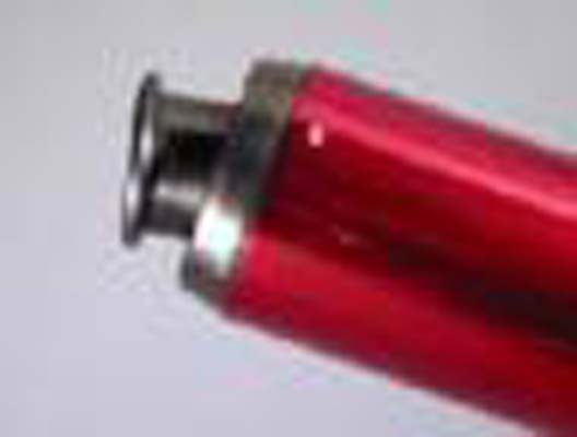NRマジック V-SHOCKカラー クリア/レッド ジョルノ 《エヌアールマジック MVA0R0-H10002》