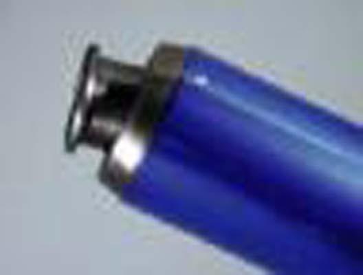NRマジック V-SHOCKカラー ブラック/ブルー スーパーJOG-ZR 00- 《エヌアールマジック MVA1B0-Y10001》