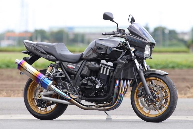 アールズギア ワイバン シングル クロスオーバルTI ZRX1200DAEG 09-16 《アールズギア WK15-01XT》