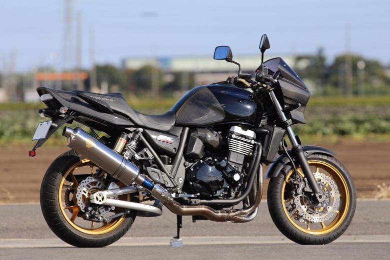 アールズギア ワイバン S/O クロスオーバルTI ZRX1200DAEG 09-16 《アールズギア WK15-03XT》