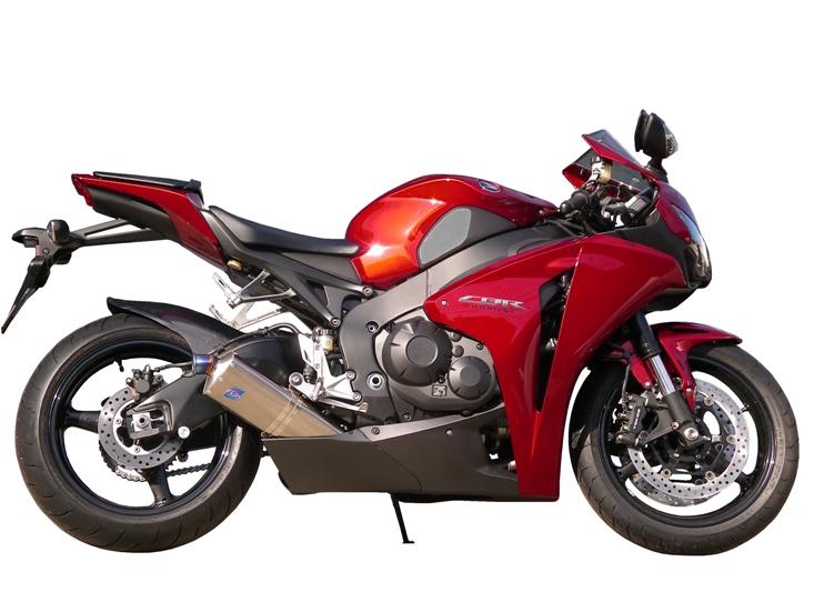 TSR プロダクションレーシングエキゾースト CBR1000RR 08-10 《ティーエスアール 1800R-S59-E01A》