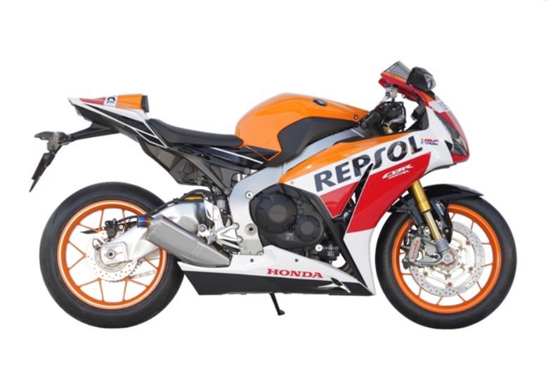 TSR レーシングスリップオンマフラー CBR1000RR-SP(SC59) 15 《ティーエスアール 1800R-S59-TS01J》