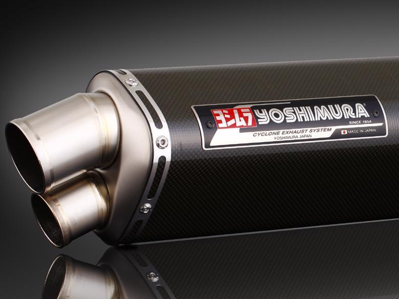 ヨシムラ Tri-Ovalレーシングチタンサイクロン TC GSXR1000 12-13 《ヨシムラジャパン 150-519-8990》