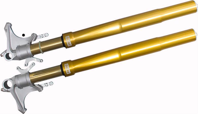 オーリンズ フロントフォーク FGRT200 GSX1300R ハヤブサ 08-12 《オーリンズ 》