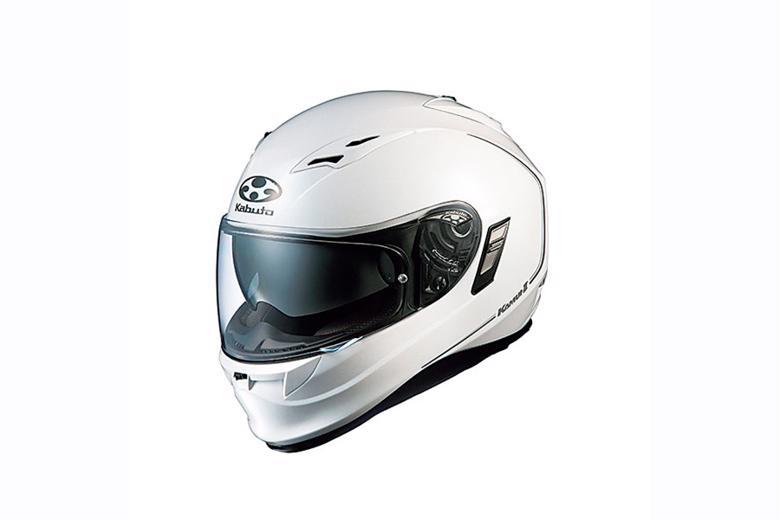 OGK KAMUI2 ヘルメット パールホワイト #L 《オージーケー 4966094554712》