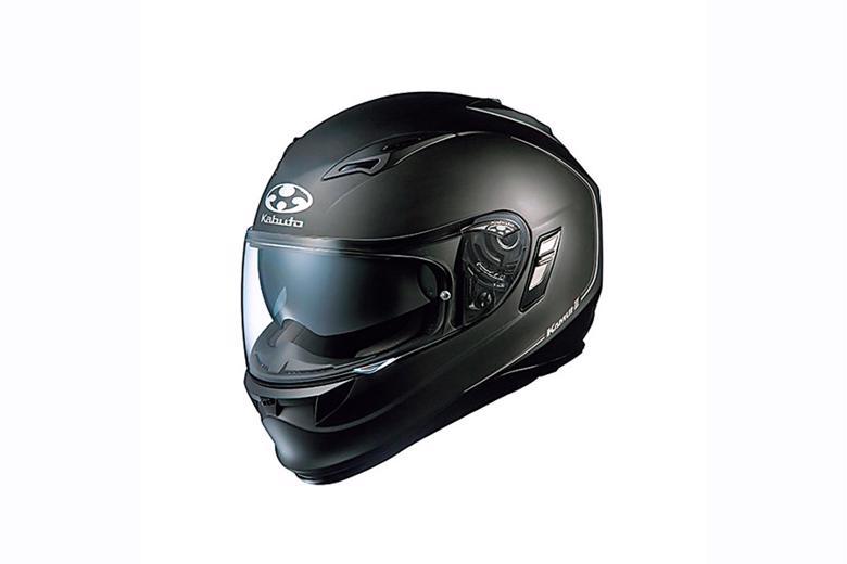 OGK KAMUI2 ヘルメット フラットブラック #S 《オージーケー 4966094554842》
