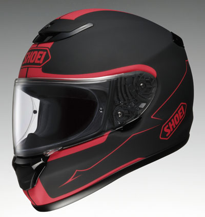 SHOEI QWEST BLOODFLOW TC-1 #L 《ショーエイ 4512048342340》