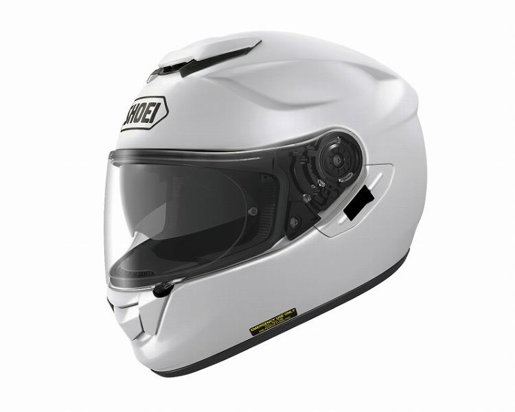 SHOEI GT-AIR ルミナスホワイト #L(59cm) 《ショーエイ 4512048383176》