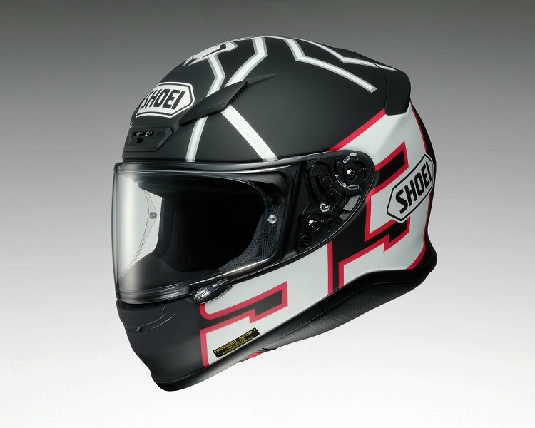 SHOEI Z-7 MARQUEZ BLACK ANT TC-5 #XL(61cm) 《ショーエイ 4512048437268》