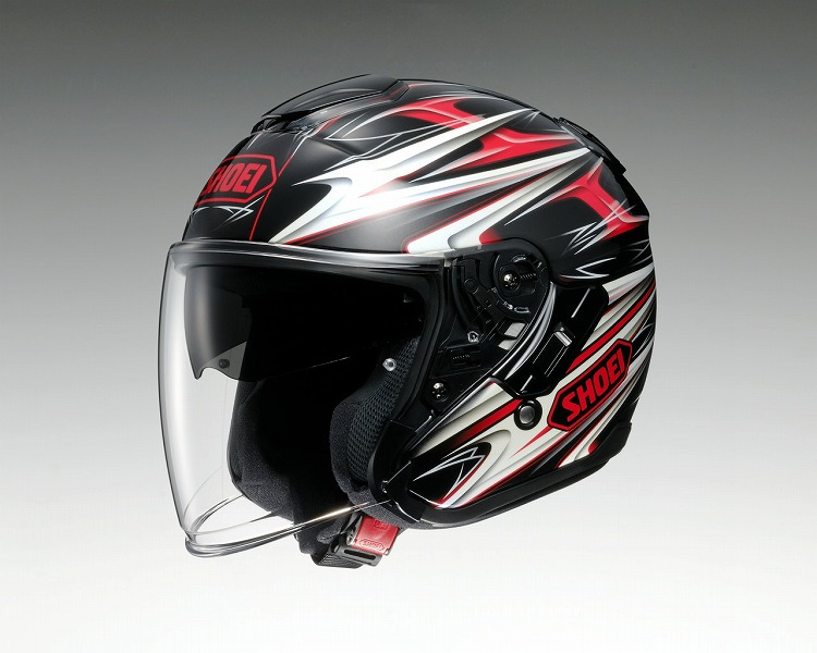 SHOEI J-CRUISE CLEAVE TC-1 #XL (61cm) 《ショーエイ 4512048440350》