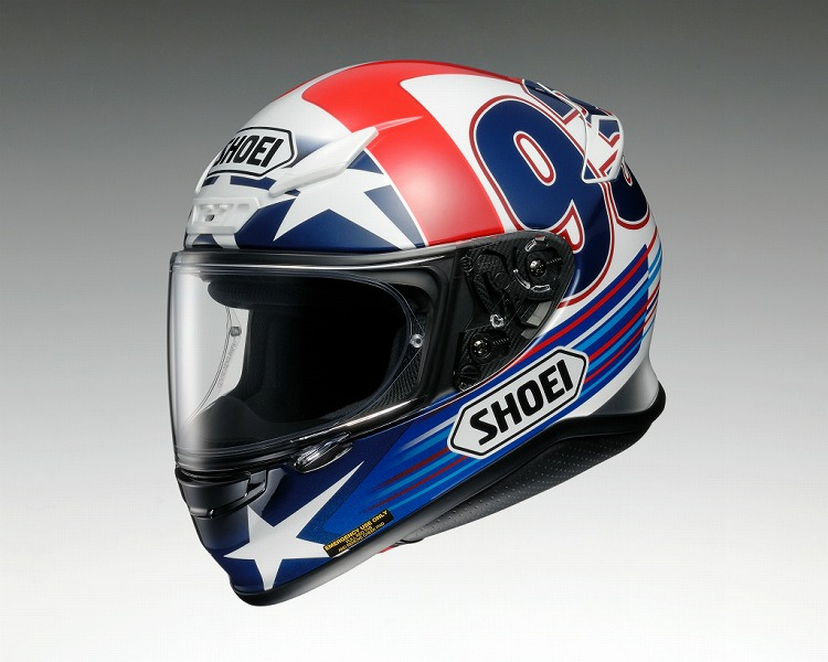SHOEI Z-7 INDY MARQUEZ TC-2 #XXL 《ショーエイ 4512048448387》