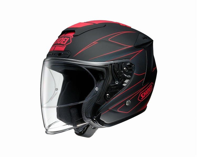 SHOEI J-FORCE 4 MODERNO TC-1 #XS (53cm) 《ショーエイ 4512048453404》