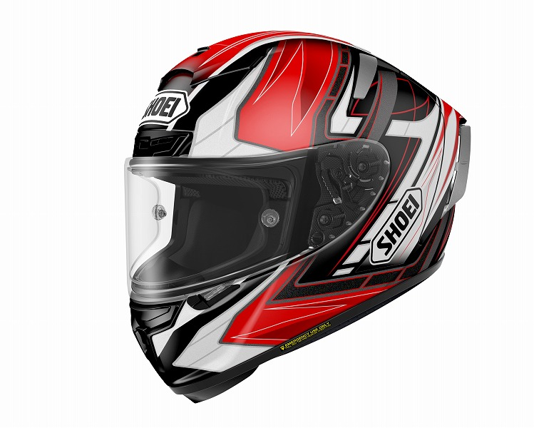 SHOEI X-FOURTEEN ASSAIL TC-1 #S(55cm) 《ショーエイ 4512048459628》
