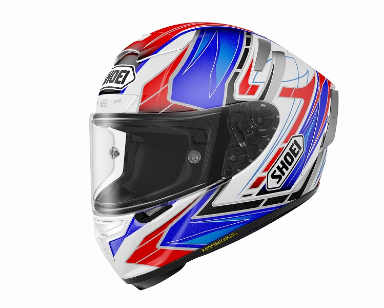 SHOEI X-FOURTEEN ASSAIL TC-2 #S(55cm) 《ショーエイ 4512048459680》