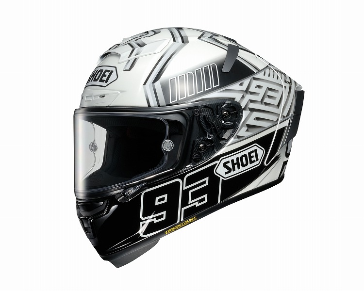 SHOEI X-Fourteen MARQUEZ4 TC-6 #XXL(63-64) 《ショーエイ 4512048462864》
