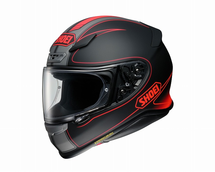 SHOEI Z-7 FLAGGER TC-1 #S (55cm) 《ショーエイ 4512048464325》