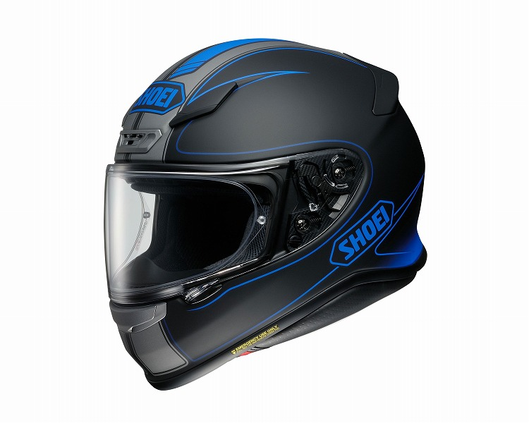 SHOEI Z-7 FLAGGER TC-2 #XS 《ショーエイ 4512048464370》