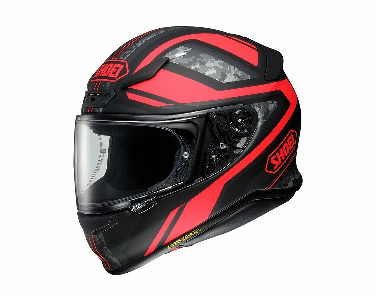 SHOEI Z-7 PARAMETER TC-1 #XL (61cm) 《ショーエイ 4512048464592》