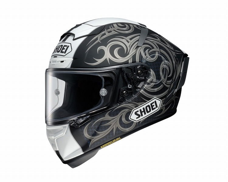 SHOEI X-FOURTEEN KAGAYAMA5 TC-5 #XL(61cm) 《ショーエイ 4512048466367》