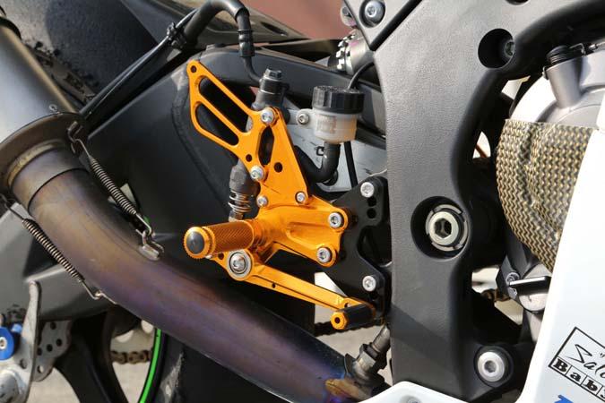 ベビーフェイス レースコンセプトステップキット ZX10R 11-14 《ベビーフェイス 》