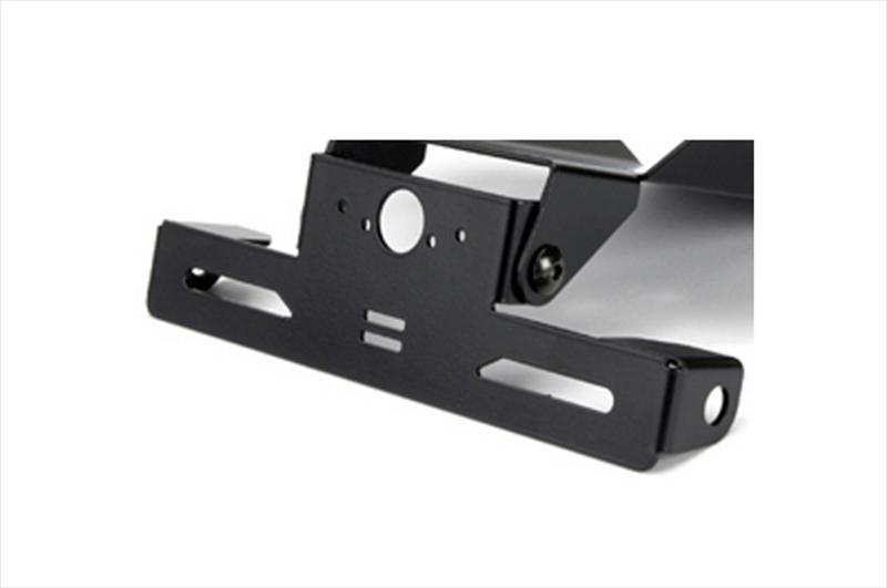 プーチ ライセンスサポート ブラック ZX-10R 04-05 《プーチ 1768N》