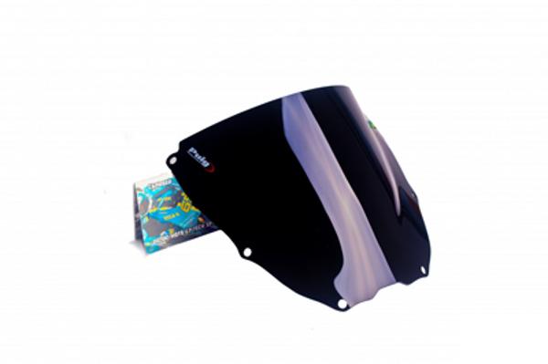 プーチ スクリーン レーシング ブラック VTR1000 SP1/2 00-05 《プーチ 0340N》