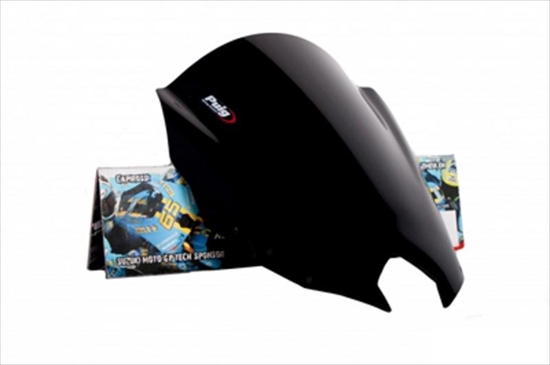 プーチ スクリーン レーシング ブラック XJ6 DIVERSION F 09-13 《プーチ 5547N》